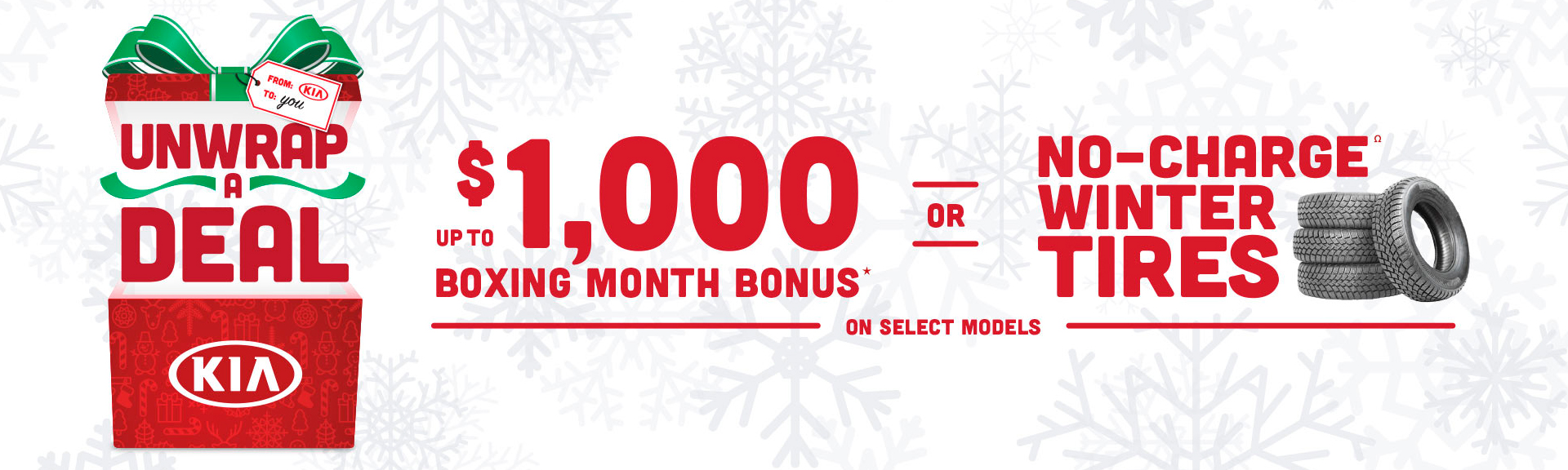 Boxing Month Unwrap A Deal