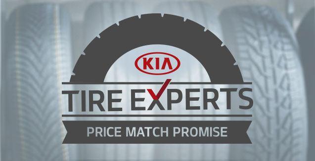 Tire Price Match Promise